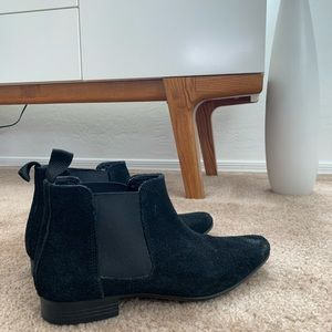 Men's ASOS black boots size 6
